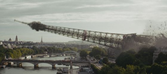 Destruction of the Eiffel Tower   The Lindsay Brothers