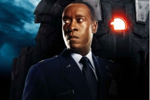 Don Cheadle as Jim Rhodes
