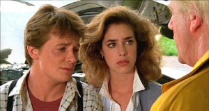 Claudia Wells as Jennifer Parker