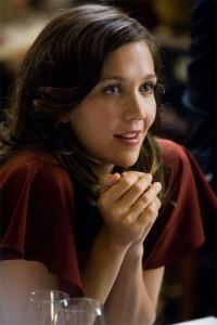 Maggie Gyllenhaal as Rachel Dawes