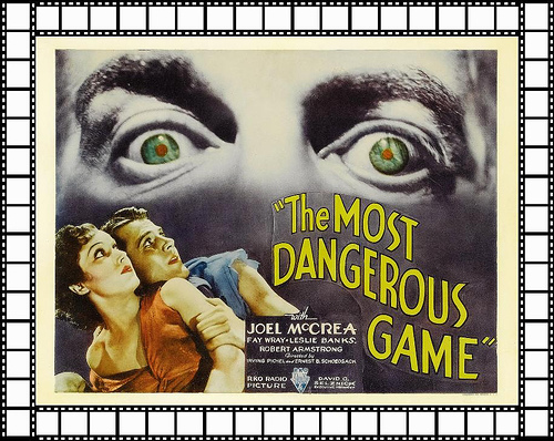 the use of irony to describe the character of rainsford in the most dangerous game by richard connel What types of irony are used in the most dangerous game from richard connell's the most dangerous game most significant irony is that when rainsford.