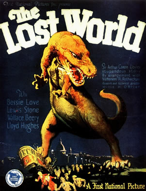 The Lost World Movie Poster