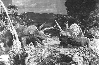 The Lost World Triceratops