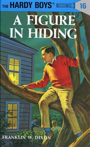 The Hardy Boys A Figure in Hiding